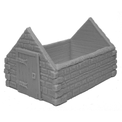 Stone Hut body