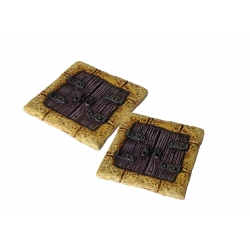 Dungeon trap doors