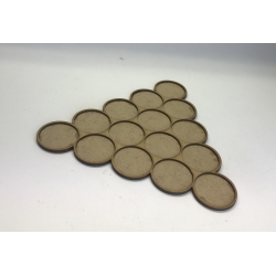 Wedge Movement Tray 15, 30mm bases