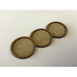 Movement / Storage Tray 3 parade, 25mm bases