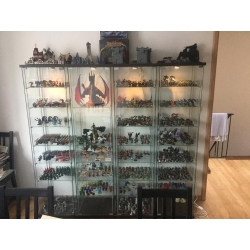 Shelf Brackets for IKEA DETOLF Cabinet
