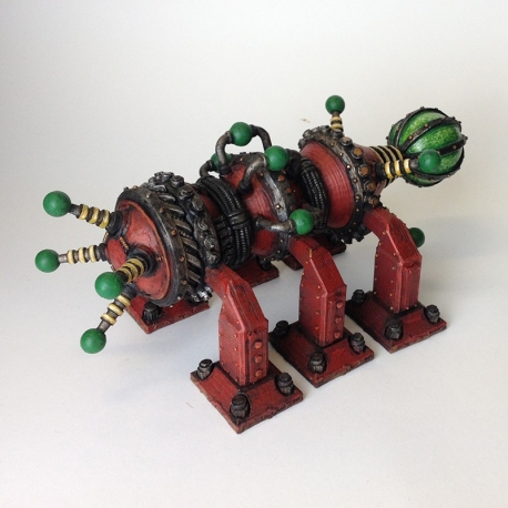 The Zero-Point Generator