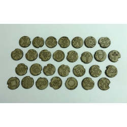 13th Age Rune Tokens
