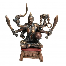 Yara Aranis Temple Guardian Statue