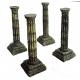 Four Columns and Plinths