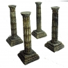 Four Columns and Plinths
