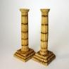 Columns on Pedestals