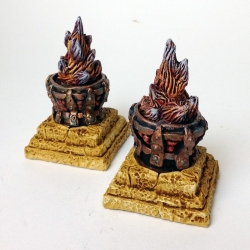 Flame Braziers