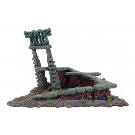 Dragonewt Plinth