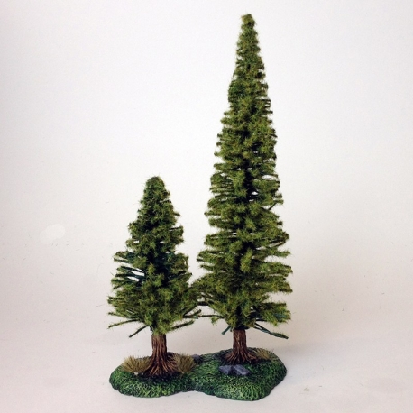 Sculpted Tree base, small