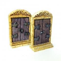 Fantasy Dungeon Doors