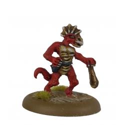 Flinteye, Crested Dragonewt