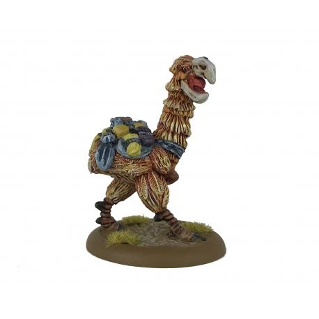 Packpeck, Demi-Bird pack animal