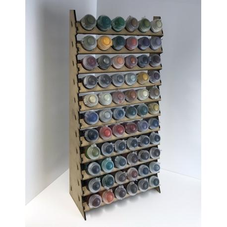66 Pot Paint Rack GW size