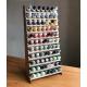 2x 77 Pot Paint Rack Deal, holds 154 Vallejo pots