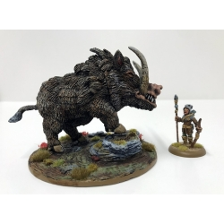 Red Eye the Boar