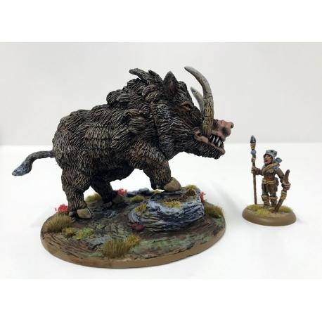 Red Eye the Boar