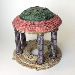 Moon Dome Temple