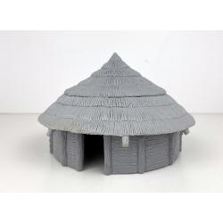 Large Round House