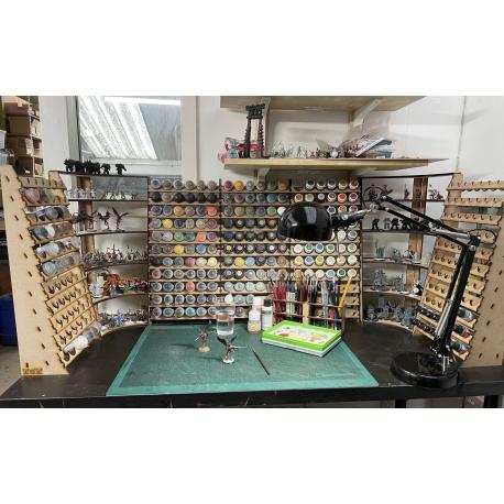 Paint Rack Set