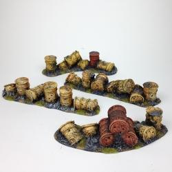 Barrel Barricade